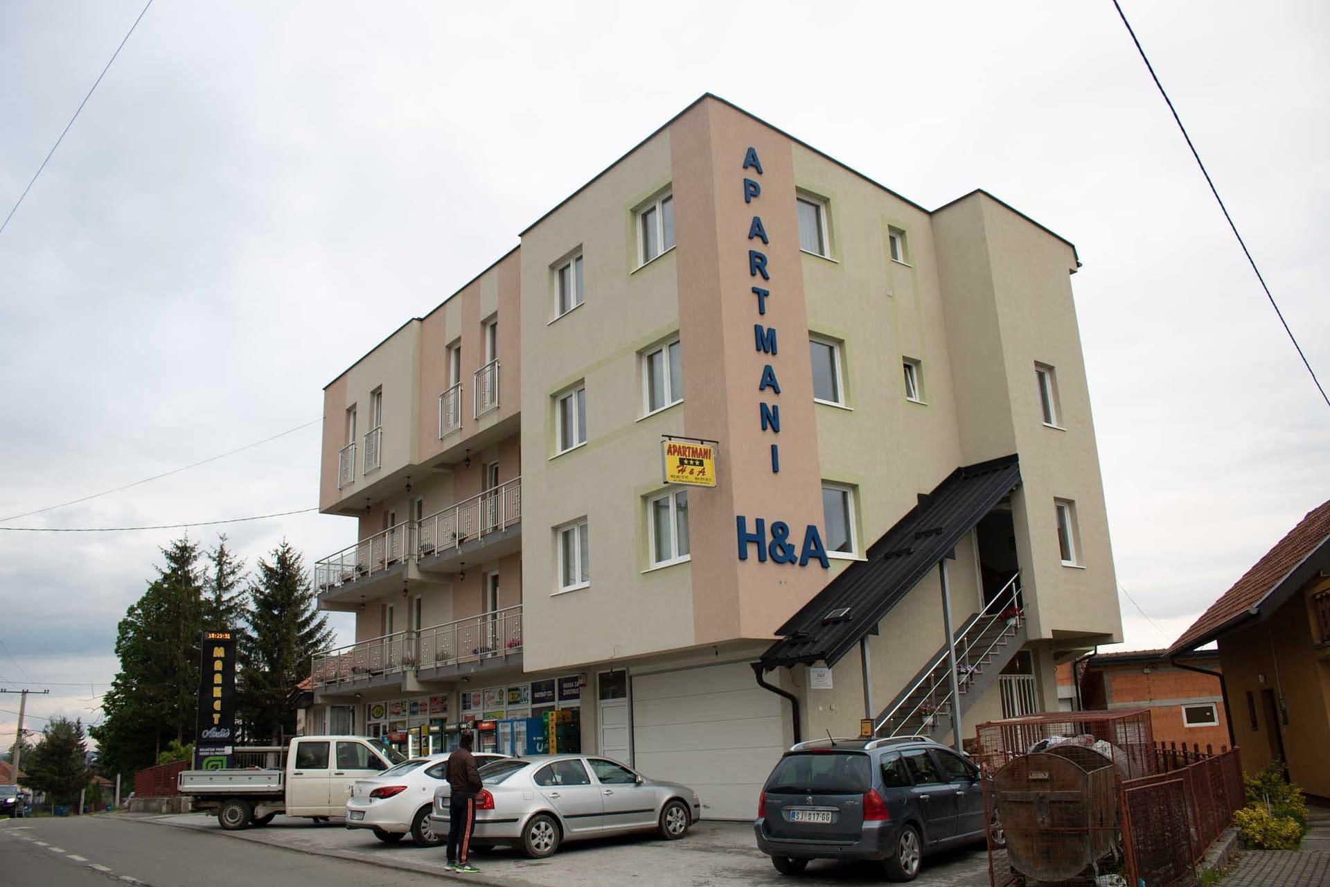Apartmani H&A