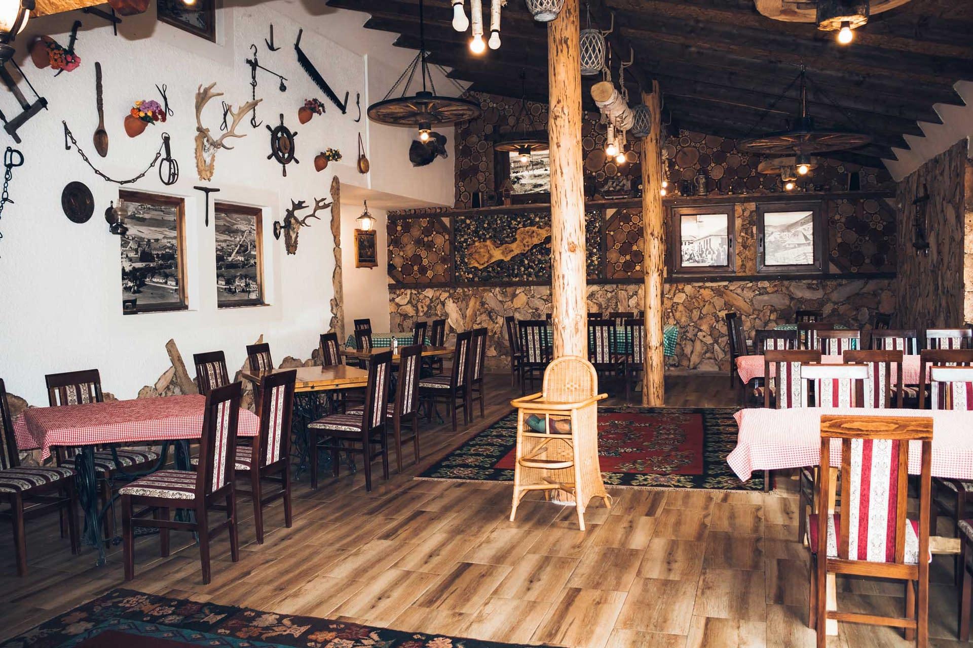 Restoran Raduške Staze
