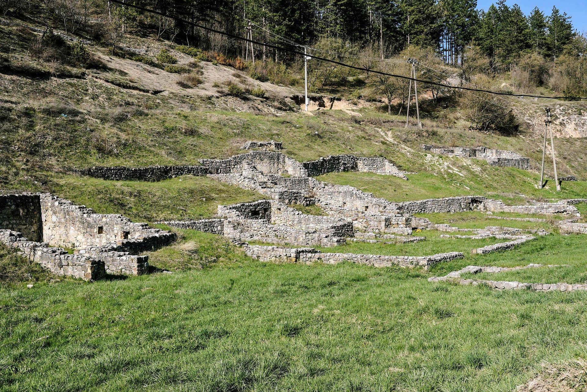 Stari grad Ras