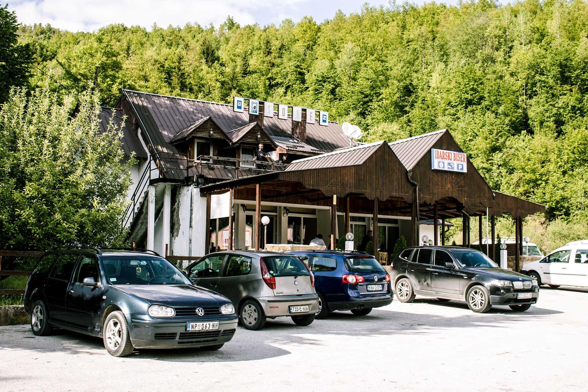 Restoran Ibarski biser